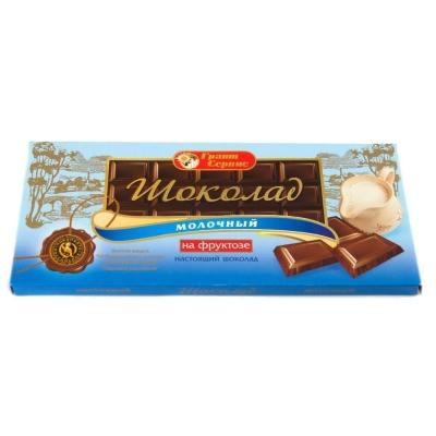 Шоколад Грант-Сервис молочный на фруктозе