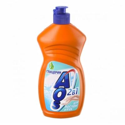 Средство для мытья посуды AOS Глицерин
