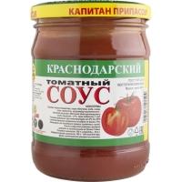 Соус томатный Капитан припасов Краснодарский, ГОСТ ст.б