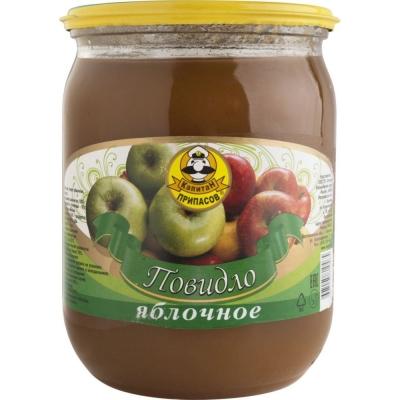 Повидло Капитан припасов Яблочное