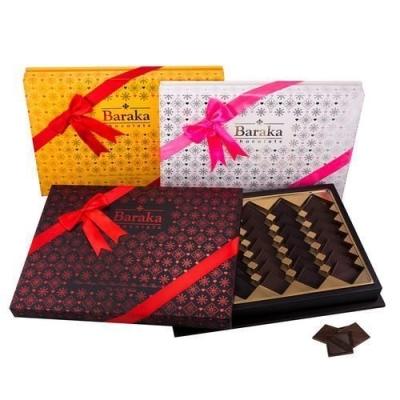 Конфеты шоколадные 'Baraka' Романтик ассорти (с подарочной сумкой)