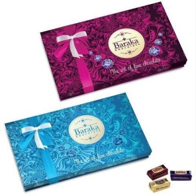Конфеты шоколадные 'Baraka' Бриллиант ассорти (с подарочной сумкой)