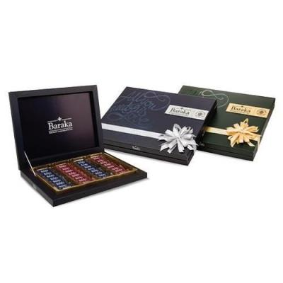 Конфеты шоколадные 'Baraka' Престиж ассорти (с подарочной сумкой)
