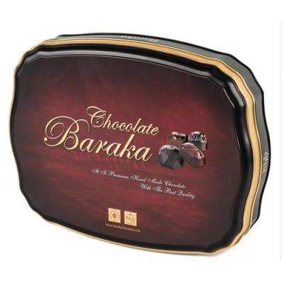 Конфеты шоколадные 'Baraka' Дипломат ассорти ж/б (с подарочной сумкой)