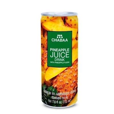 Напиток CHABAA ананас с мякотью ж/б
