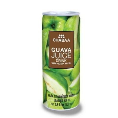 Напиток CHABAA сока гуавы с мякотью ж/б
