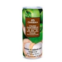 Напиток CHABAA кокос с мякотью ж/б