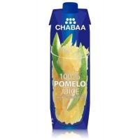 Сок CHABAA 100% Помело с мякотью тетра пак