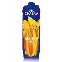 Сок CHABAA Манго тетра пак