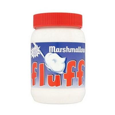 Кремовый зефир 'Marshmallow Fluff' со вкусом Ванили