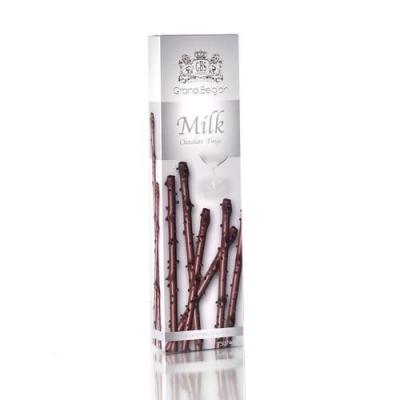 Шоколадные конфеты GBS Хворост из молочного шоколада