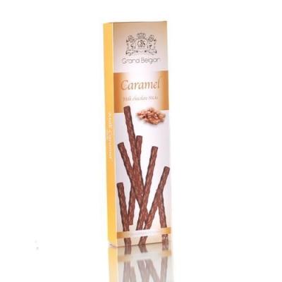 Шоколадные конфеты GBS Палочки из молочного шоколада с ароматом карамели