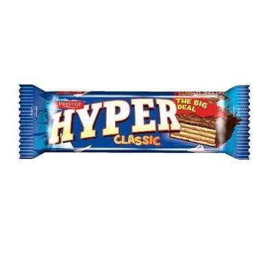 Вафли 'HYPER' в какао глазури