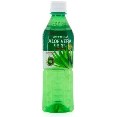 Напиток безалкогольный  Lotte Алоэ Вера пл.бут