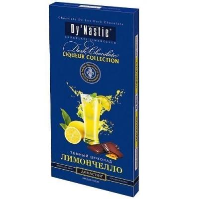 Шоколад темный Династия Лимончелло