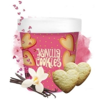 Печенье в стаканчике Sofi ванильные сердечки