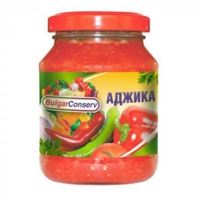 Аджика Булгарконсерв твист