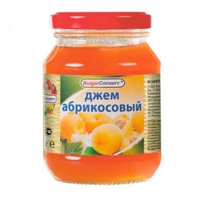Джем Булгарконсерв абрикосовый твист