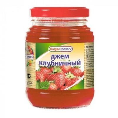 Джем Булгарконсерв клубничный твист