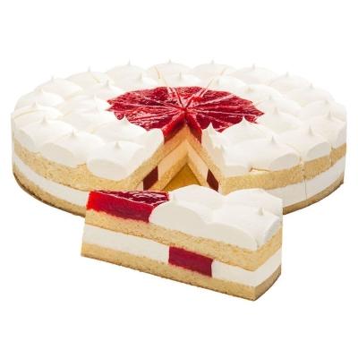 Торт Кристоф 'Тирамису' клубничный замороженный