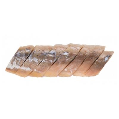 Пресервы Скиф Скумбрия филе холодного копчения в масле