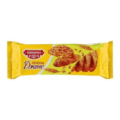 Печенье сдобное Яшкино Дженс