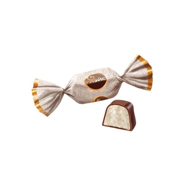 Конфеты Яшкино Глэйс со сливочным вкусом