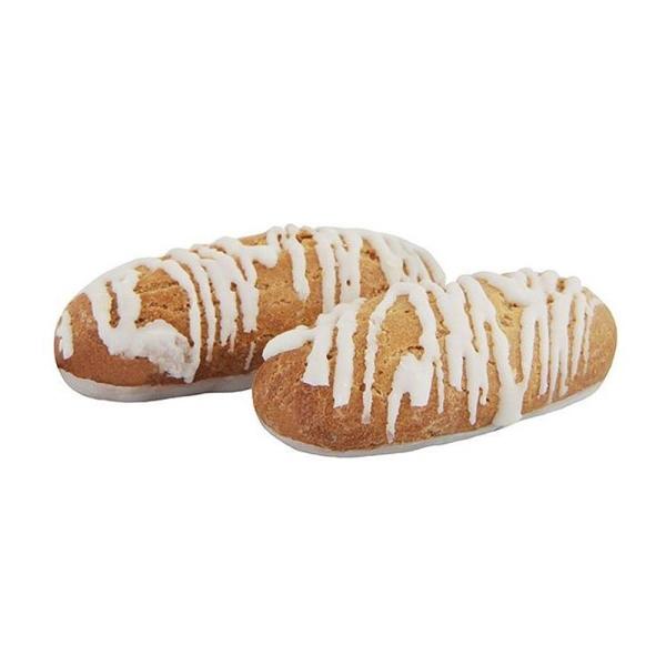 Печенье Яшкино Заварики в белой глазури
