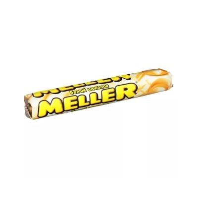 Конфеты Меллер Белый шоколад