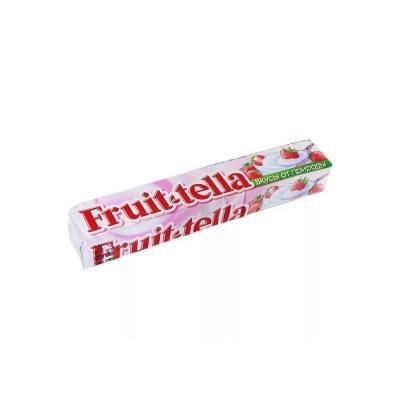 Конфеты жевательные Фрутелла Клубничный йогурт