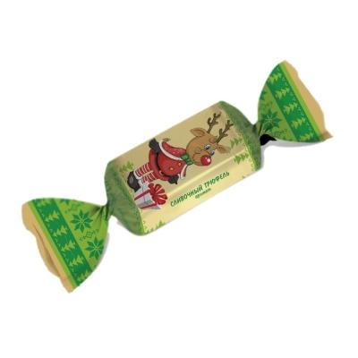 Конфеты Олененок вареная сгущенка и воздушный рис НГ