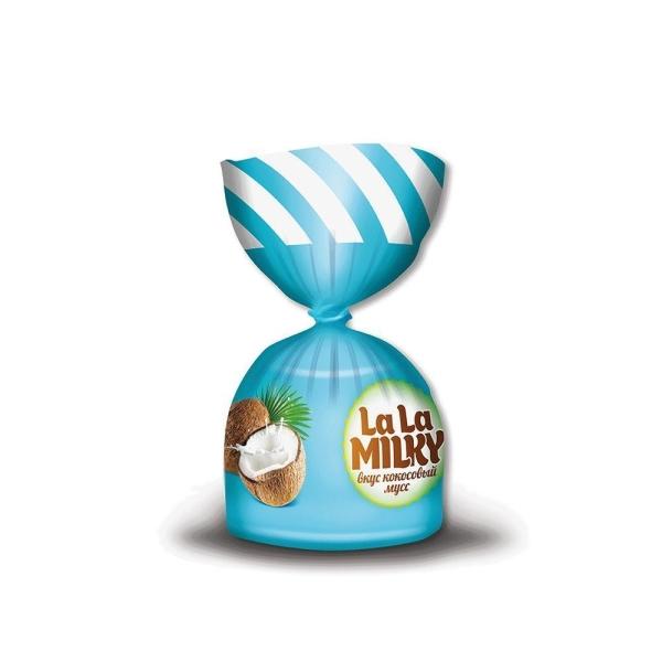 Конфеты La La Milky со вкусом Кокоса