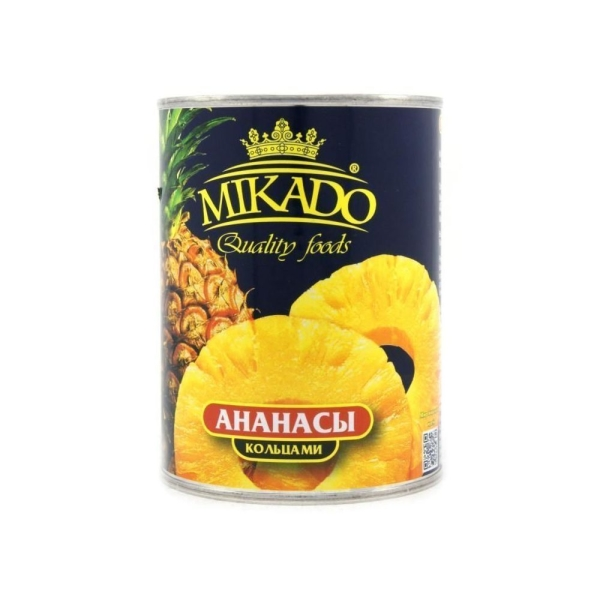 Ананас Mikado кольца ж/б