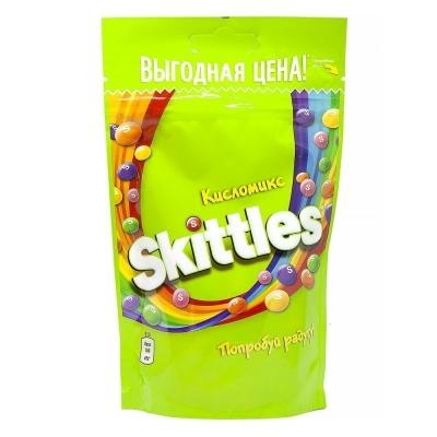 Конфеты жевательные Скитлс кисломикс