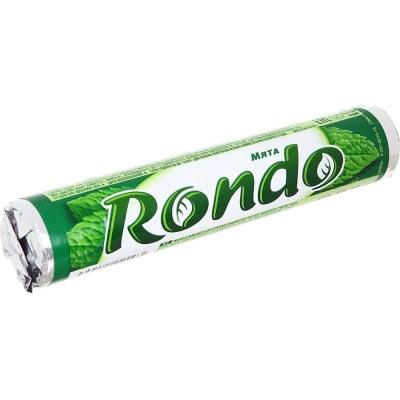 Освежающие конфеты Рондо мята