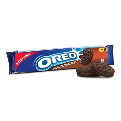 Печенье ОРЕО со вкус шоколада