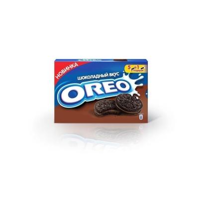 Печенье ОРЕО вкус шоколад