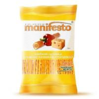 Хлебная соломка Manifesto c сырной начинкой и паприкой