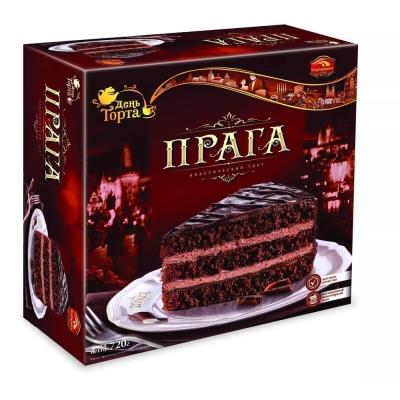 Торт Черемушки Прага
