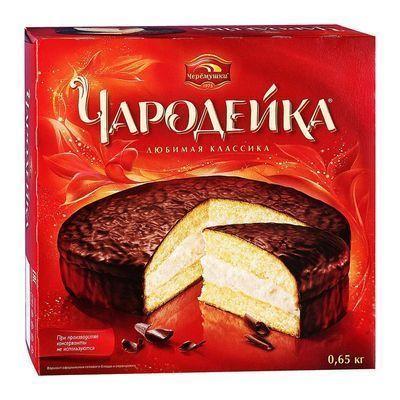Торт Черемушки Чародейка