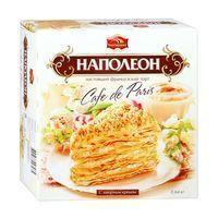 Торт Черемушки Наполеон
