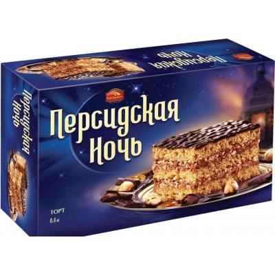 Торт Черемушки Персидская ночь