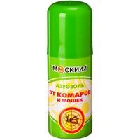 Спрей от комаров Москилл