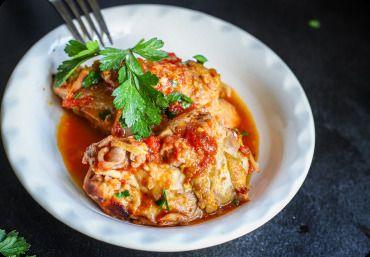 Чахохбили - национальное грузинское блюдо