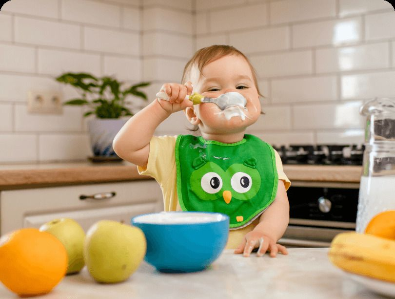 Детское питание и товары для детей